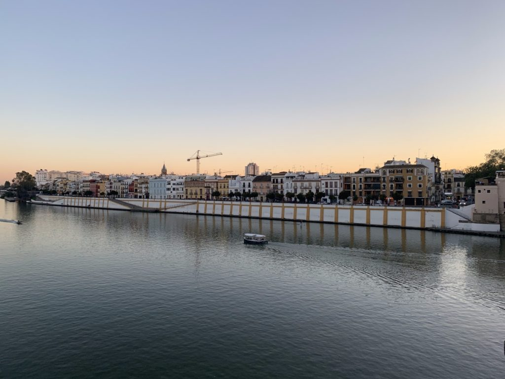 This image has an empty alt attribute; its file name is riverside-view-of-triana-1-1024x768.jpg